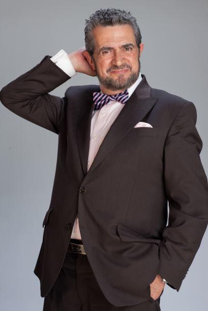 También ha participado en varias telenovelas mexicanas desempe&nt...