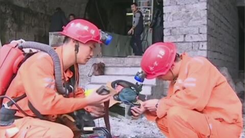 Hallan muertos a los 33 mineros que quedaron atrapados tras una explosió...