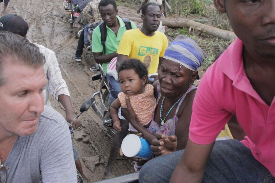 Resultado de imagen para haiti y matthew