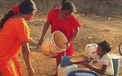 Una sequía en Colombia afecta a miles de personas