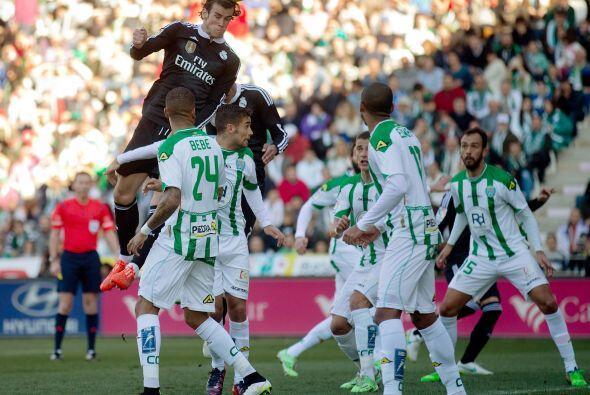 Continuó el partido y el Madrid no se salió del 'script' d...