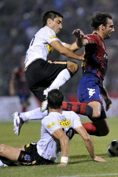 Con el resultado, el Cerro Porteño lidera el grupo tras el empate...