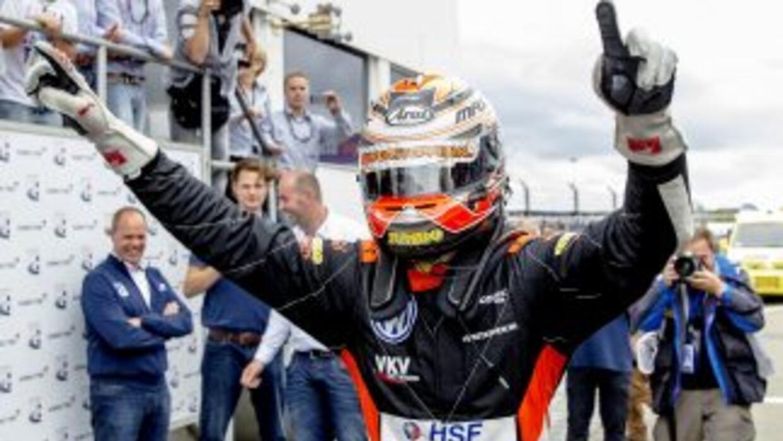 Max Verstappen se había incorporado al programa de jóvenes talentos de R...