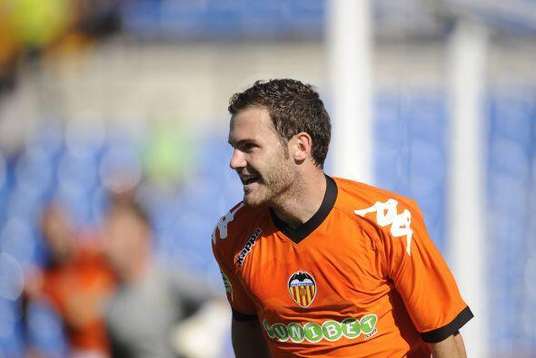 Apenas con dos minutos, Juan Mata puso el 1-0.