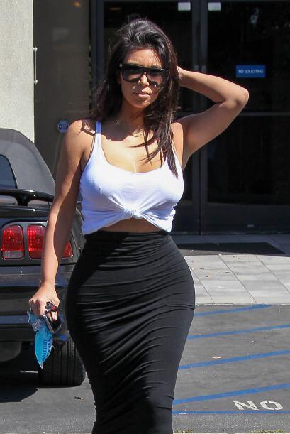 La mujer de Kanye ha revelado que ya está pensando en ampliar la familia.