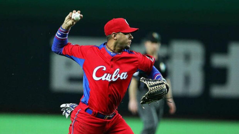 pelotero cubano