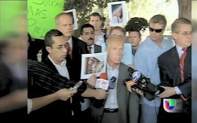 Revelarán nombres de sacerdotes acusados de pedofilia en California