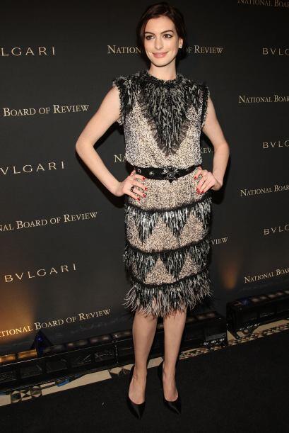 ''El diablo vestirá de Prada'' pero un ángel como Anne Hathaway sólo pod...