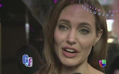 Angelina Jolie habló sobre la drástica cirugía de senos a la que tuvo qu...
