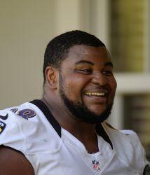 Brandon Williams quiere quedarse en los Ravens.