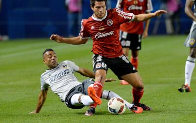 Ashley Cole jugó 58 minutos ante Tijuana.