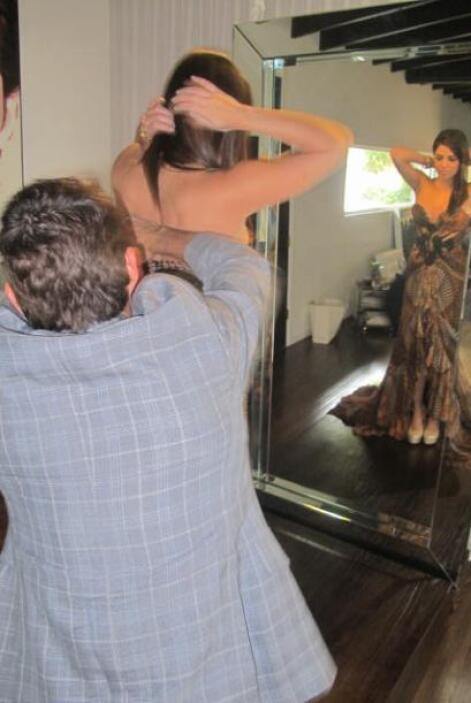 No se pierdan los premios Latin Grammy para que conozcan el modelo que e...