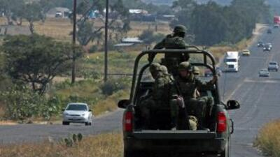 La violencia que marcó a México durante el sexenio de Felipe Calderón se...