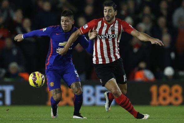El esfuerzo del Southampton pronto rindió frutos; fue a través de los bo...