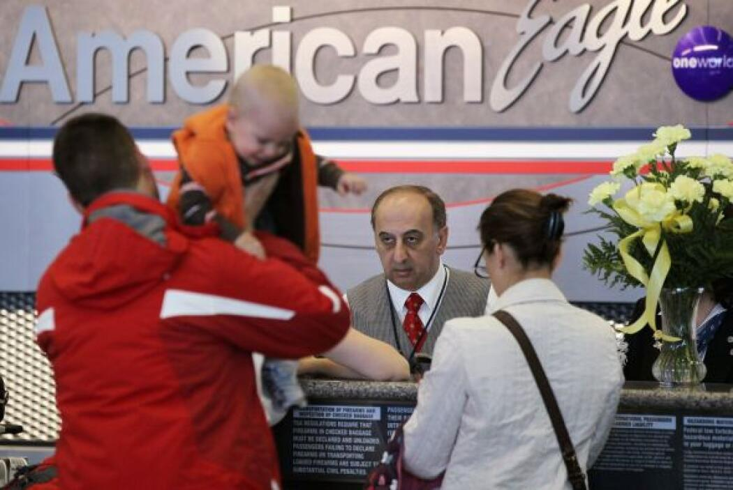 American Airlines, considerada una de las líneas aéreas más estables de...