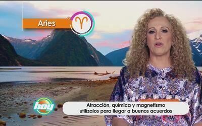 Mizada Aries 12 de octubre de 2016
