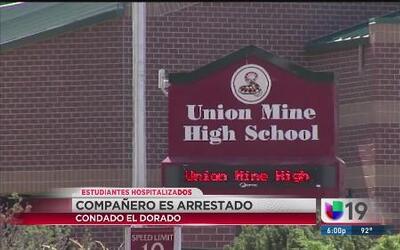 Arrestan a compañero de estudiantes colapsados en Union Mine