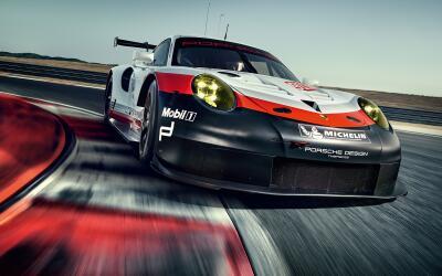 Porsche cuenta con nueva arma para enfrentar las próximas 24 Hora...