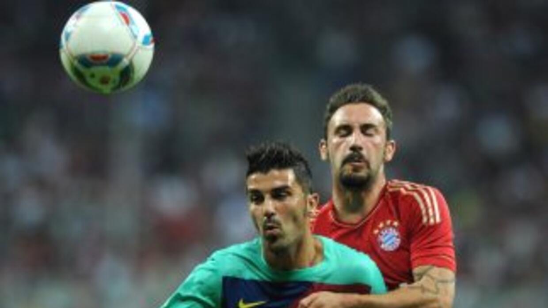 La última visita del Barcelona a Múnich acabó en empate.
