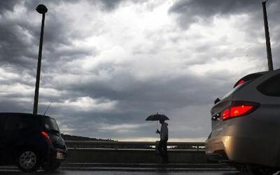 Las fuertes lluvias no cesan
