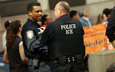 Joven inmigrante lanza una aplicación para advertir sobre redadas migrat...