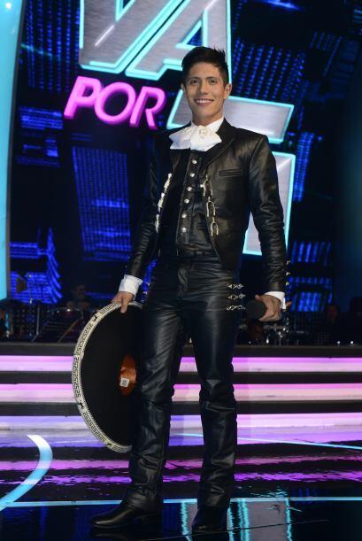 ¡Cuánto porte, Fernando Corona!