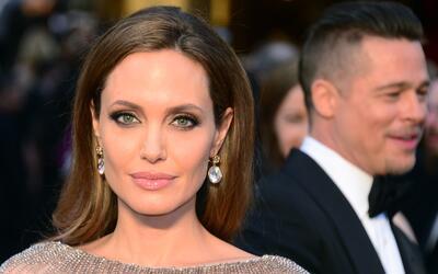 Si no te enteraste del rompimiento de Angelina Jolie y Brad Pitt, es por...