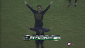 El Top 5 goles de Pumas y América