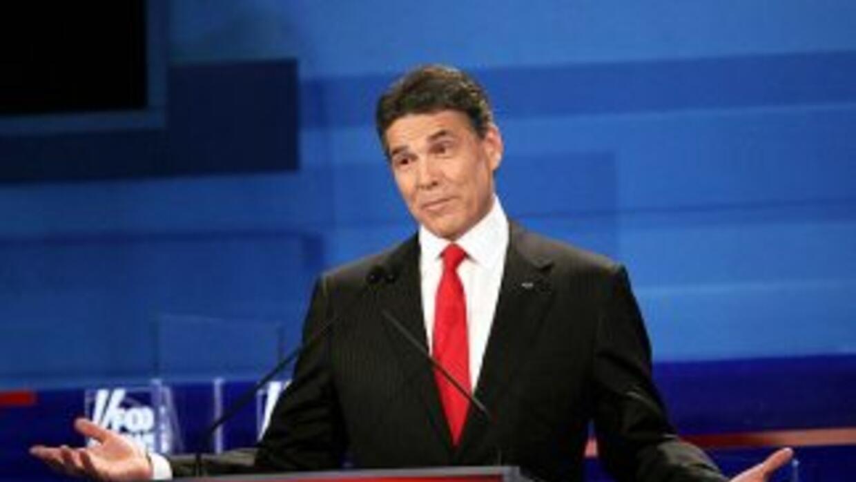 Perry viajará a Washington este jueves para dar un discurso sobre la cri...