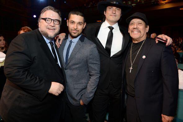 Guillermo del Toro fue galardonado con el Premio a la Excelencia en la I...