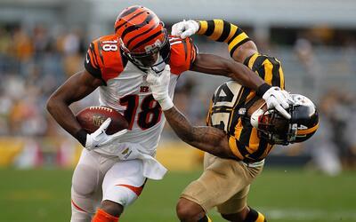 Bengals vs. Steelers, una rivalidad que será el partido de la Semana 2