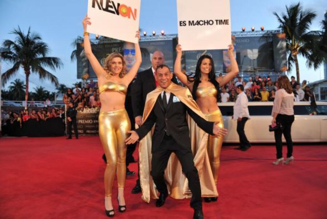 Cómo olvidar al ex boxeador puertorriqueño Macho Camacho y su llegada tr...