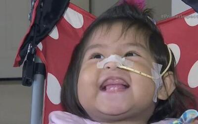 Madre peruana necesita ayuda para salvar la vida de su pequeña niña