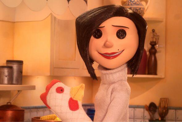 Descubre que pasa cuando Coraline decide regresar a casa, es una películ...