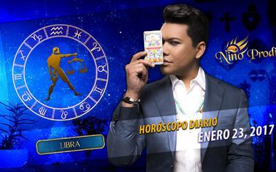 Niño Prodigio – Libra 23 de enero, 2017