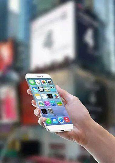 iPhone 6. Más delgado y más grande que nunca, el iPhone 6...