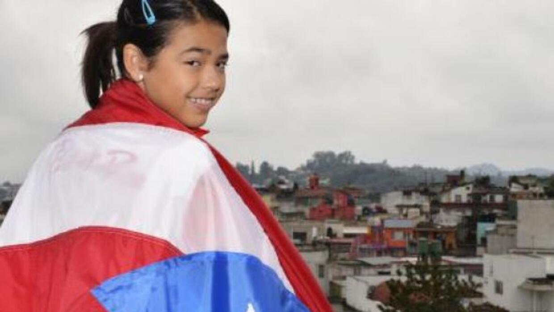 La tenimesista de 14 años es medallista de oro en los XXII Juegos Centro...