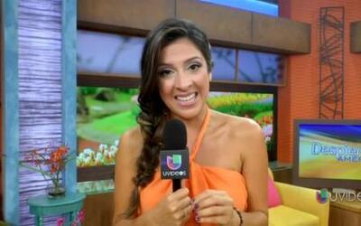 Maity Interiano enseñaba español a sus amigos