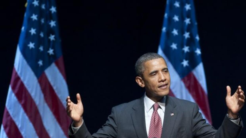 El Presidente Barack Obama defendió los derechos de los homosexuales en...