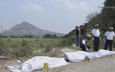 Encuentran los cadáveres de 4 miembros de una familia en Guatemala