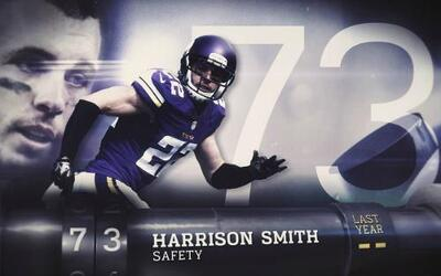 Top 100 Jugadores del 2016: (Lugar 73) FS Harrison Smith