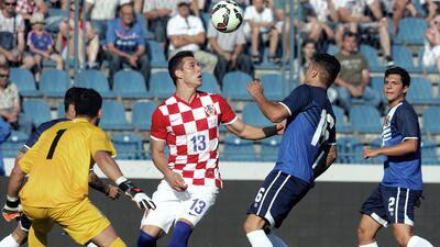 Los croatas ganaron por marcador de 4-0.