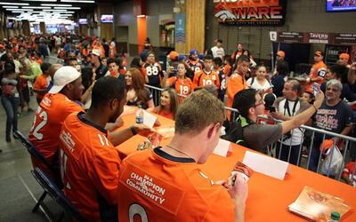 Broncos en Español, evento que acerca a la comunidad latina a la NFL