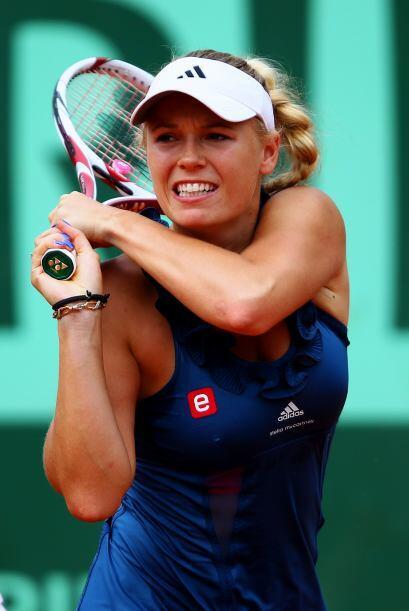 ...dejó fuera a Caroline Wozniacki, número uno del r&aacut...