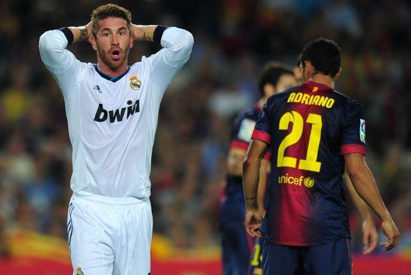 Sin embargo, el central andaluz sacó lo mejor de sí mismo ante el Ajax e...