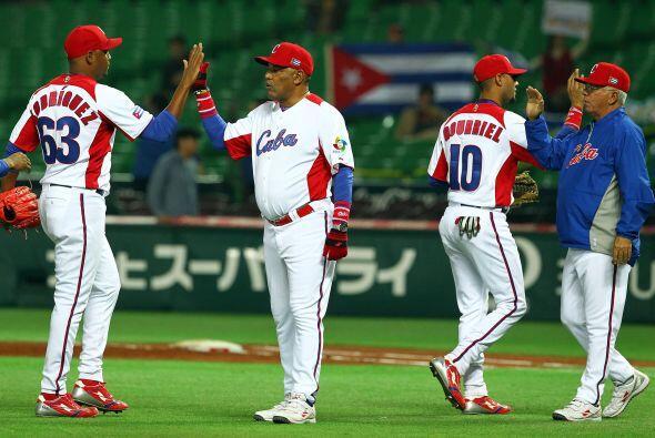 Junto a Taiwán y Holanda en Tokio estarán también los equipos de Japón y...