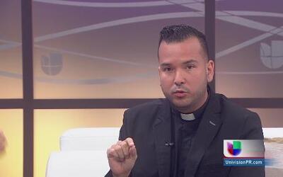"""Padre Orlando Lugo: """"Estamos metidos en un mundo de antivalores"""""""
