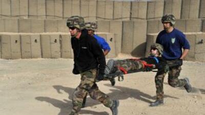Más de medio centenar de soldados de la OTAN han muerto por disparos de...