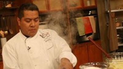 entrevista chef Jose Luis Flores, frutos latinos alrededor del mundo 1fa...