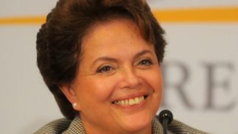 La presidenta brasileña Dilma Rousseff es la tercera mujer más poderosa...